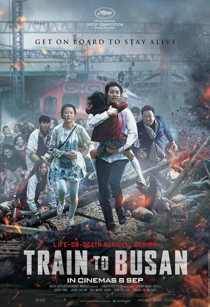 """""""Train to Busan"""" poster finale"""