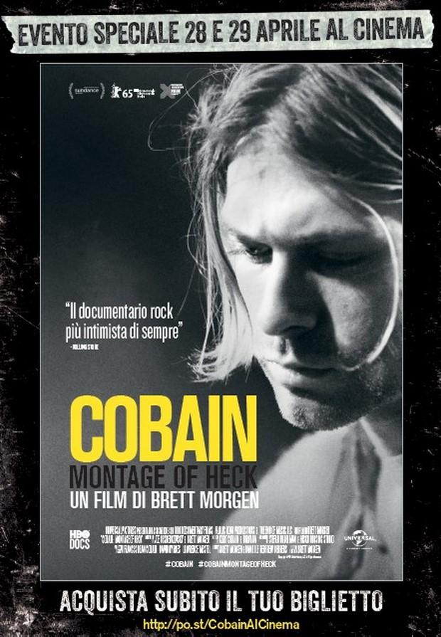 Locandina di Cobain: Montage of Heck