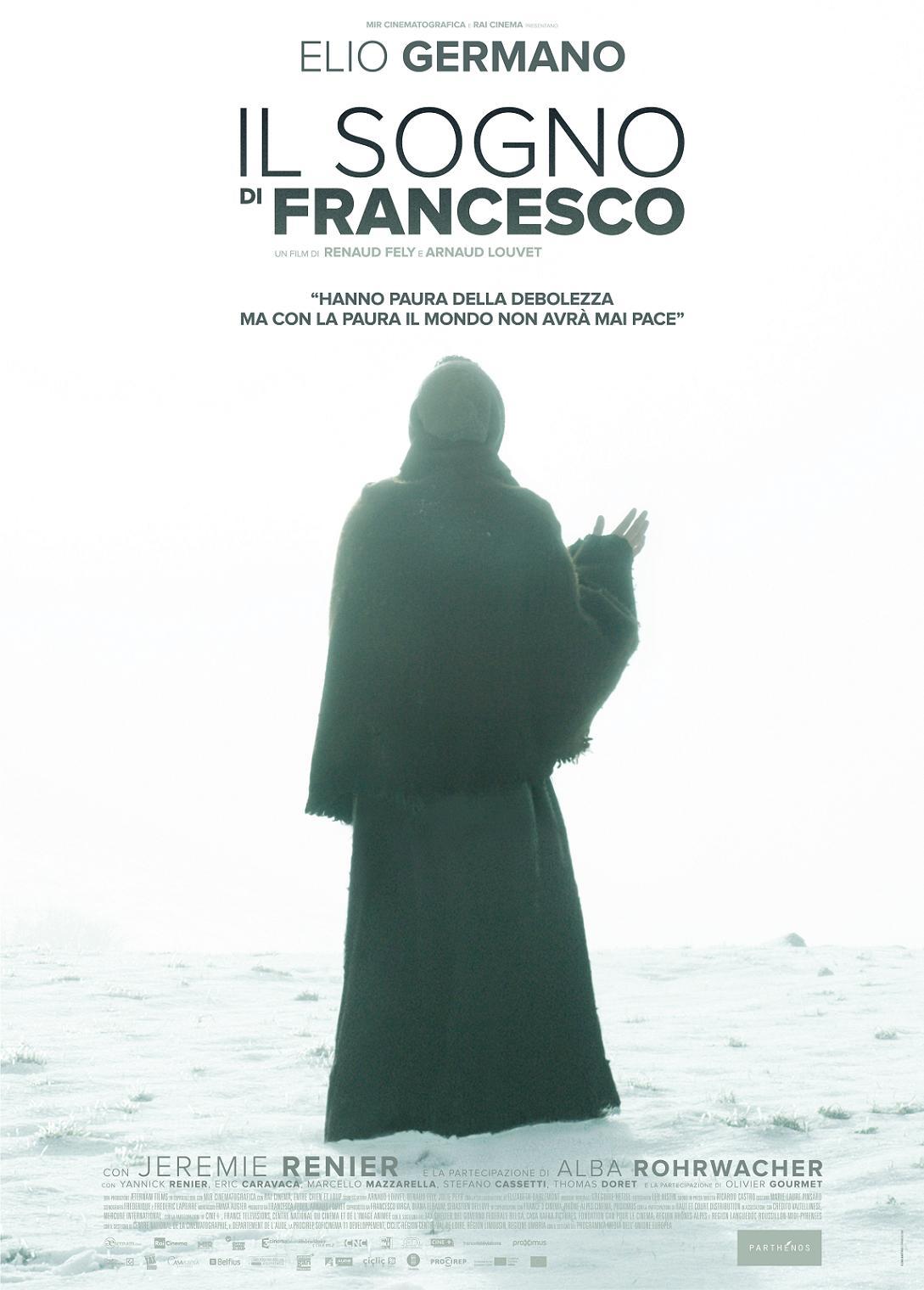 Locandina di Il sogno di Francesco