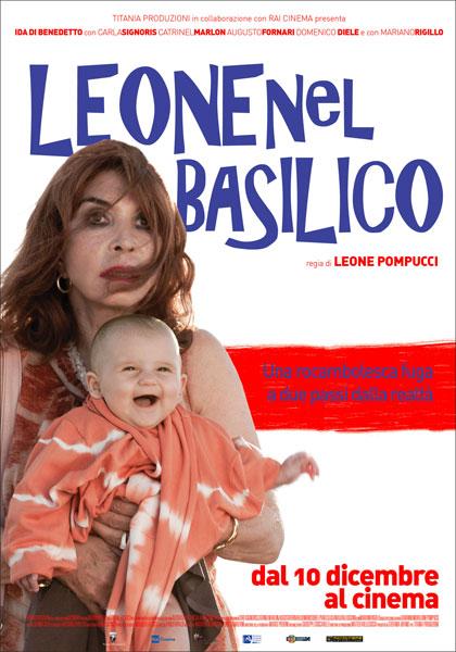 Locandina di Leone nel basilico