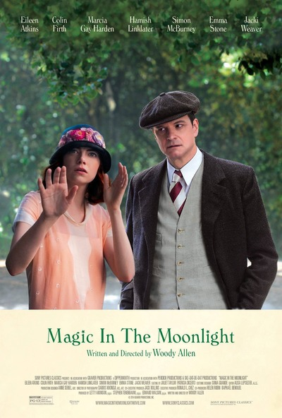 Magic in the Moonlight full movie