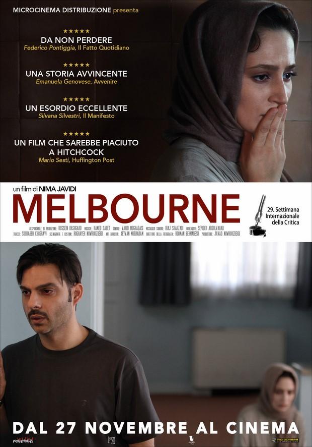 Locandina di Melbourne