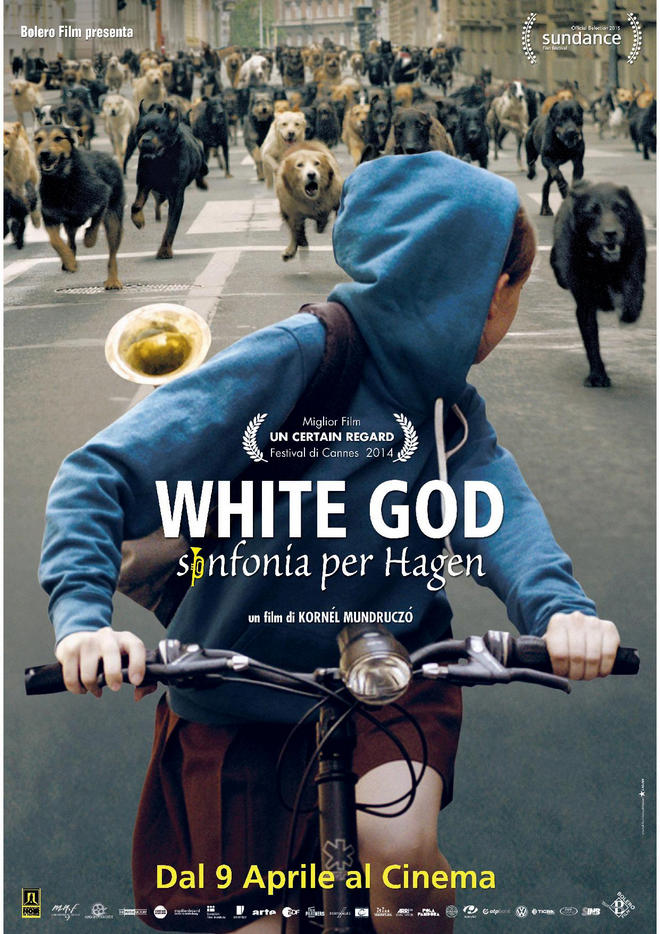 Locandina di White God - Sinfonia per Hagen