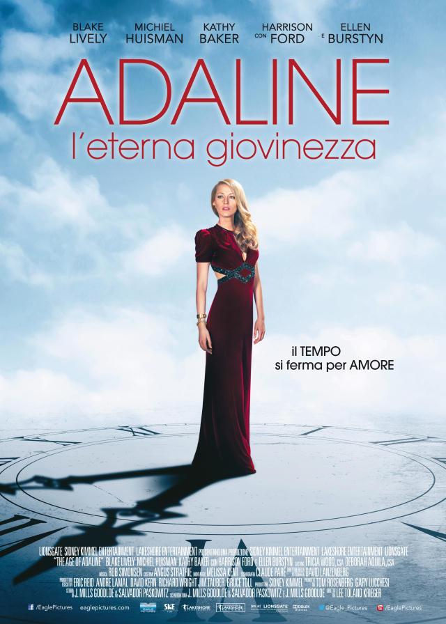Locandina di Adaline: L'eterna giovinezza