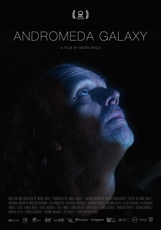 Locandina di Andromeda Galaxy