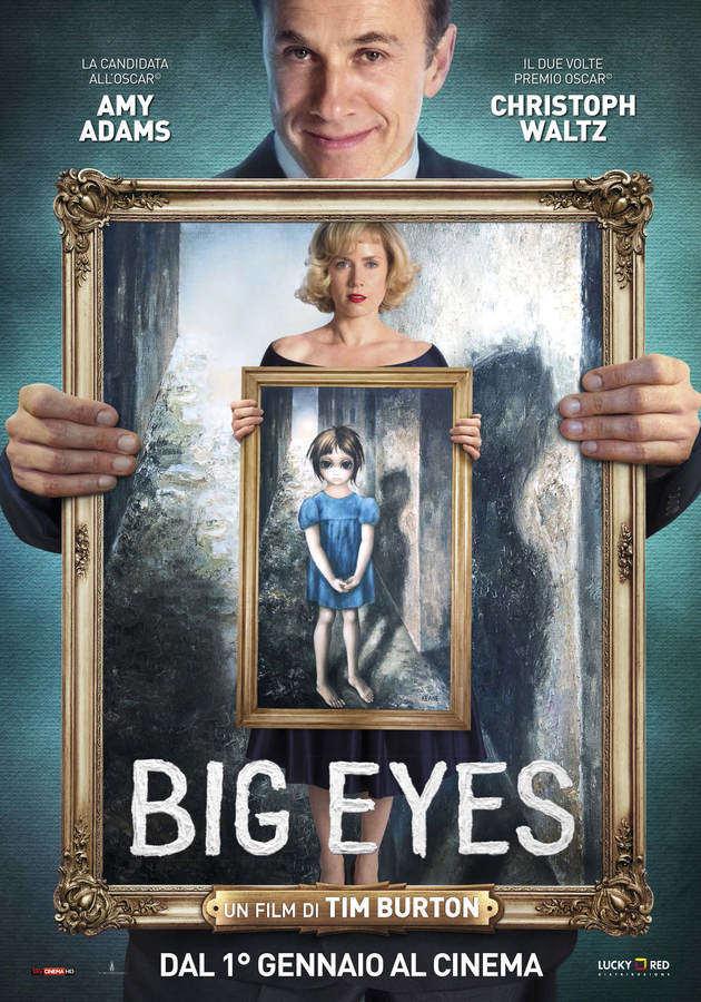 Locandina di Big Eyes