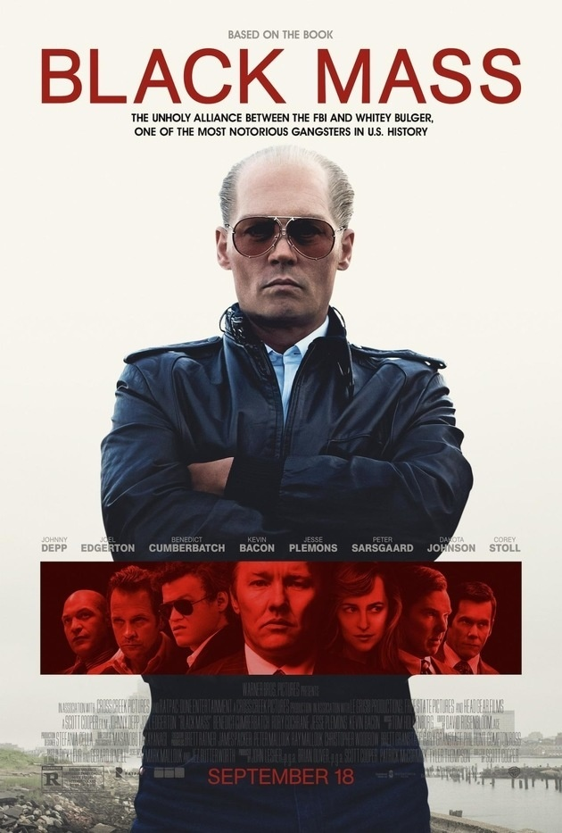 Locandina di Black Mass - L'ultimo gangster