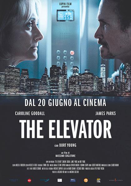 Locandina di The Elevator