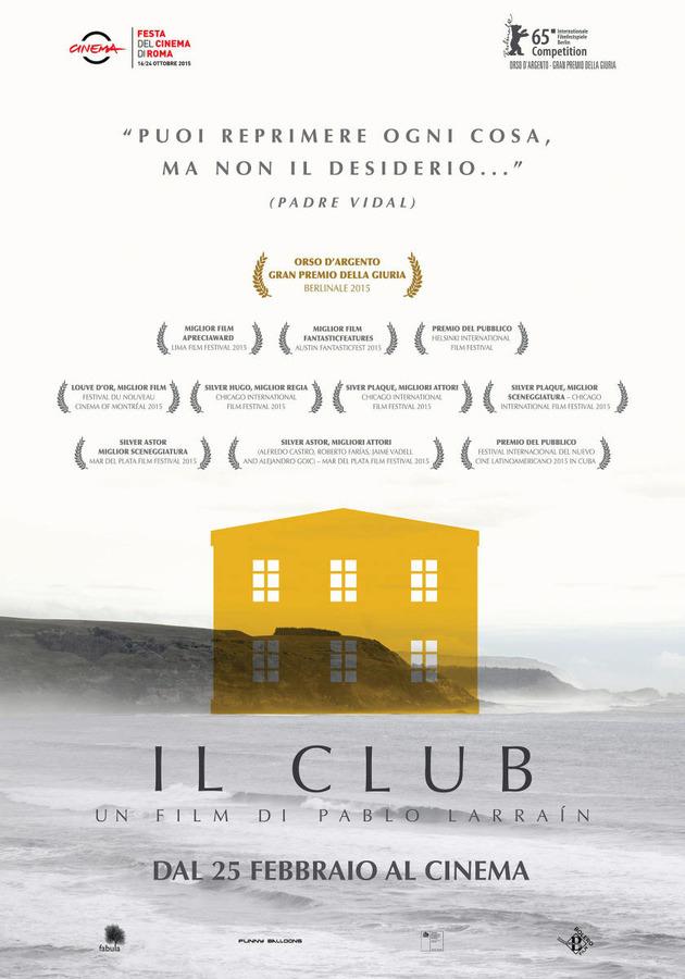 Locandina di Il Club di Pablo Larraìn