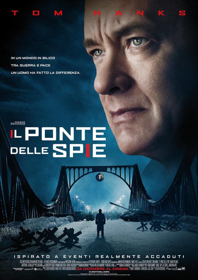 Locandina di Il ponte delle spie
