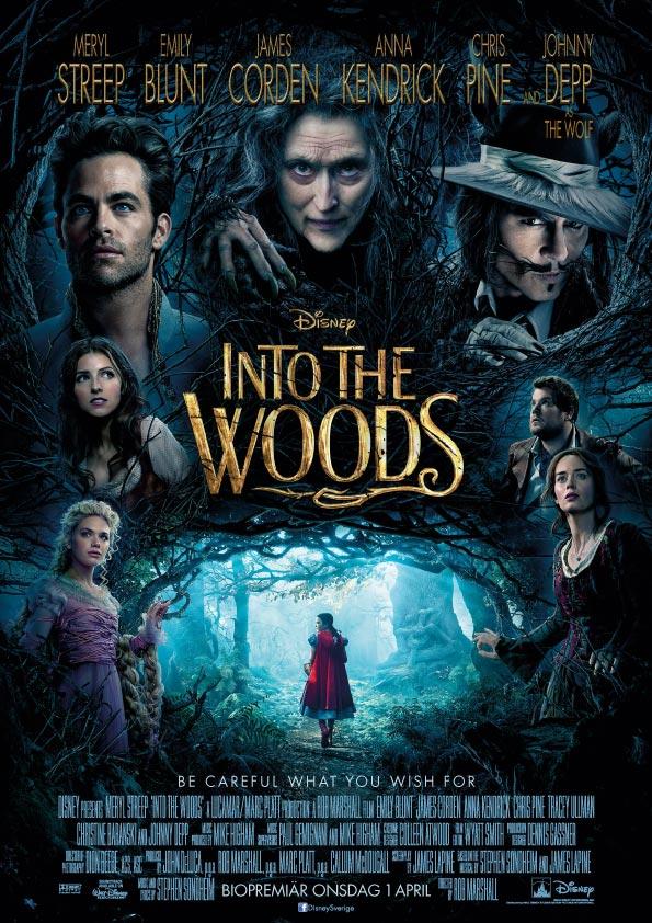 Locandina di Into the Woods