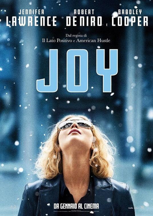 Locandina di Joy