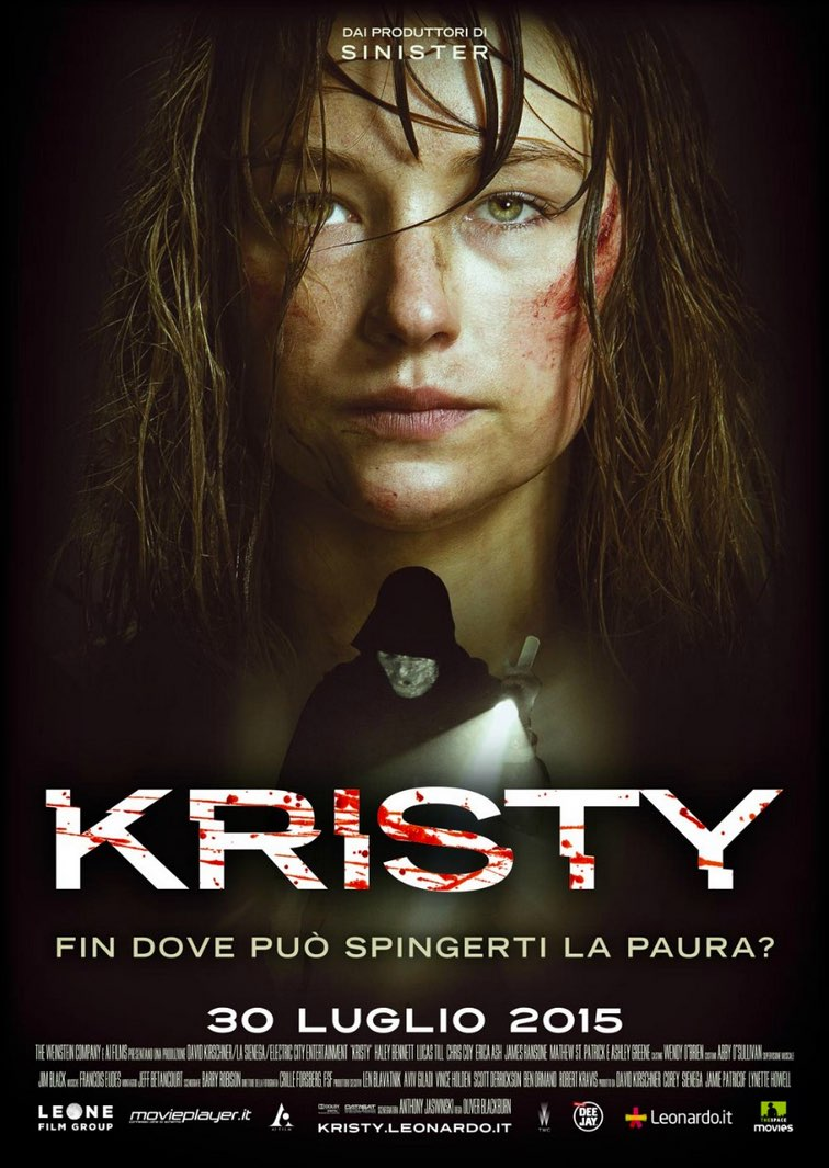 Locandina di Kristy