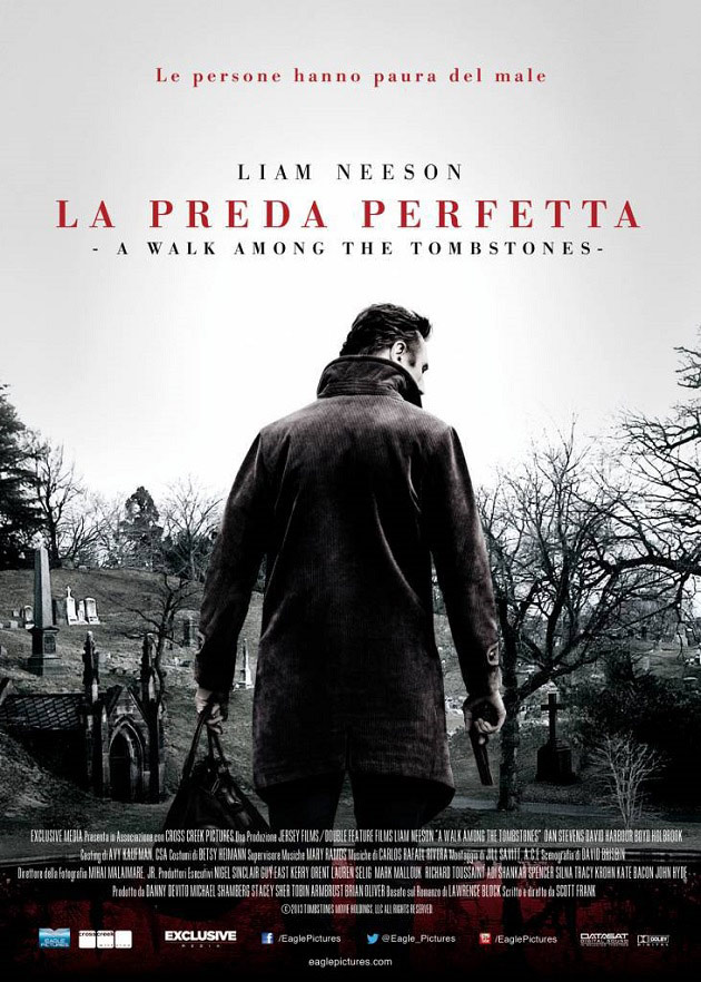 Locandina di La preda perfetta - A Walk Among the Tombstones