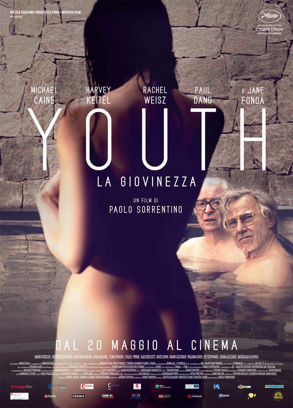 Locandina di Youth - La giovinezza
