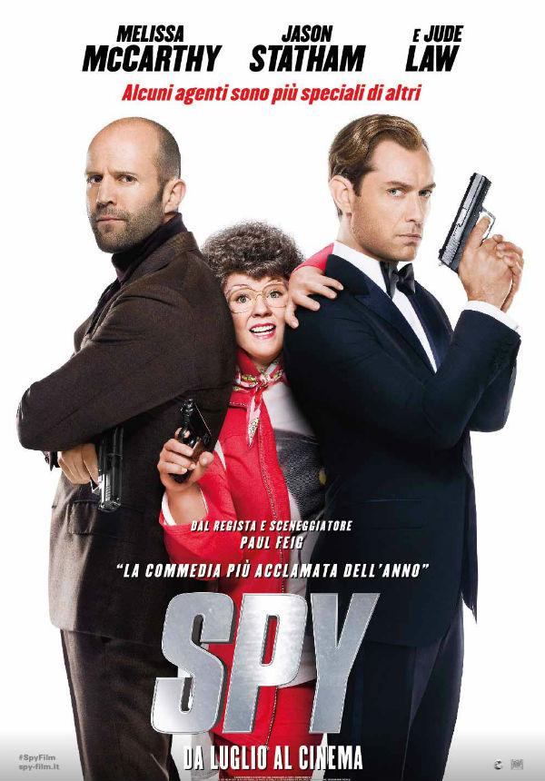 Locandina di Spy