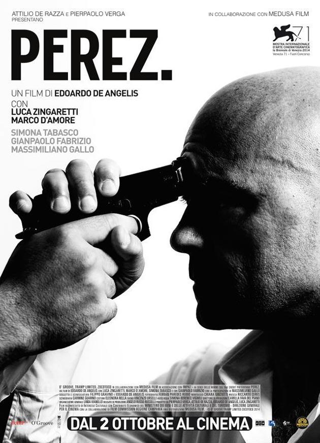 Locandina di Perez.