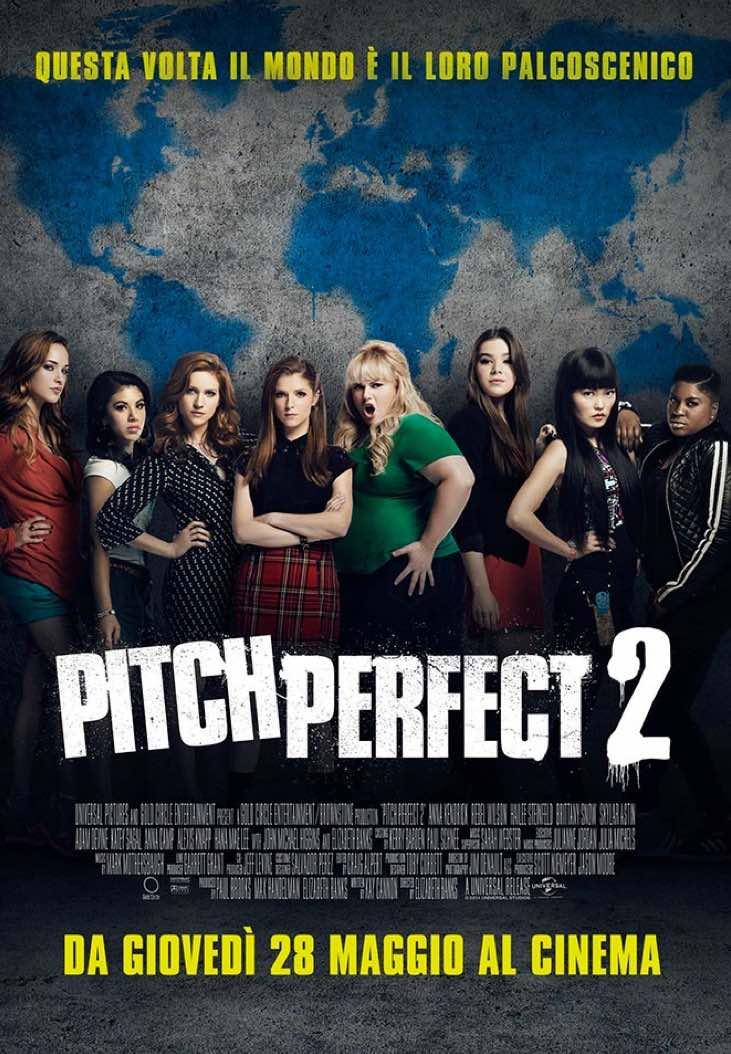 Locandina di Pitch Perfect 2