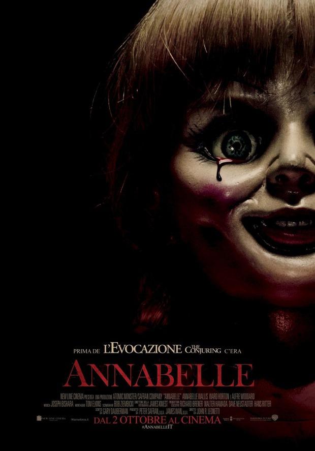 Locandina di Annabelle