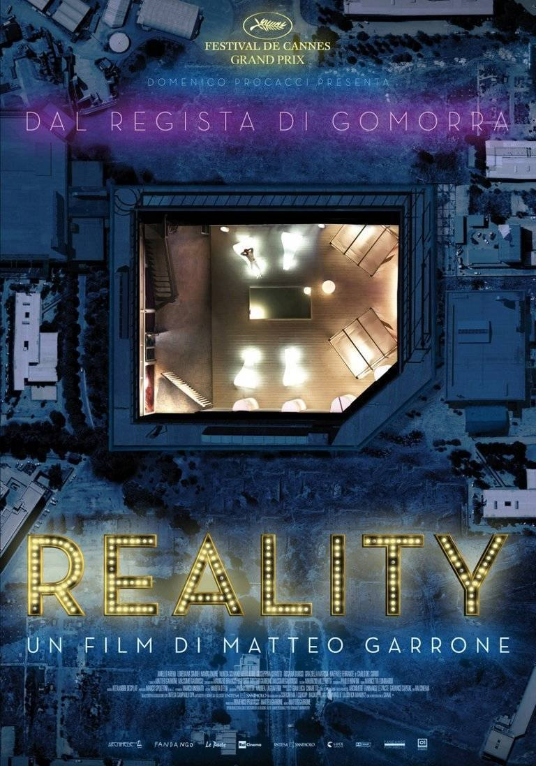 Locandina di Reality