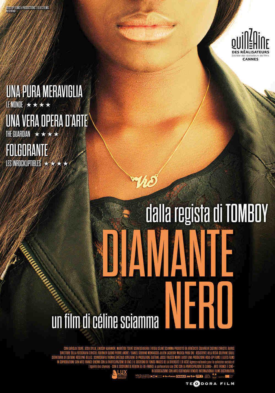 Locandina di Diamante Nero