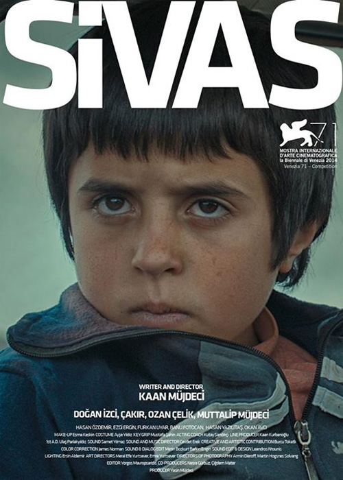 Locandina di Sivas