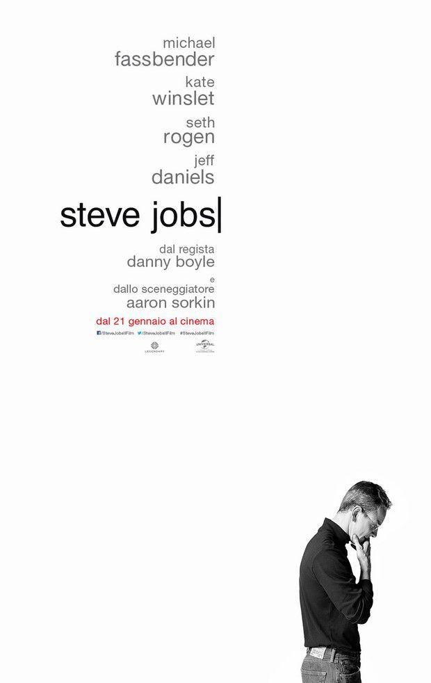 Locandina di Steve Jobs