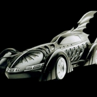 Batmobile 1995 - Batman Forever