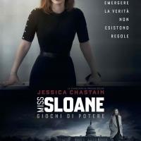 Il poster di Miss Sloane