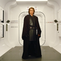 "Hayden Christensen era Anakin Skywalker in ""Guerre Stellari"""
