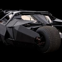 Batmobile 2005 - Batman Begins