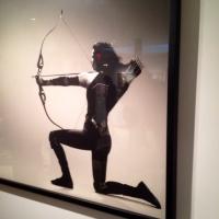 la foto in esposizione di Jennifer Lawrence preferita da Tim Palen