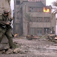 Full Metal Jacket, scena di combattimento