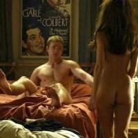 Mila Kunis nuda in Amici di letto - Controfigura