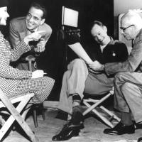 Bacall, Bogart, Brennan e Hawks