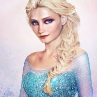"""Regina Elsa da """"Frozen"""""""