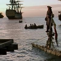 Pirati dei Caraibi, Jack Sparrow arriva a Port Royal