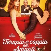 Il poster di Terapia di coppia per amanti