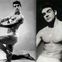 Sean Connery giovane body builder