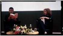 """Emmanuel Carrère e Valeria Golino leggono """"Il regno"""""""