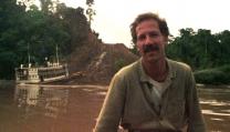 Werner Herzog durante le riprese di Fitzcarraldo