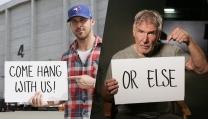 Ryan Gosling, Harrison Ford