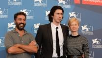 Saverio Costanzo, Adam Driver e Alba Rohrwacher