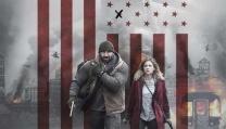 """Bushwick"" (Usa 2017), Cary Murnion e Jonathan Milott, Netflix. U.S. Original threatrical poster"