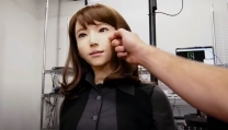 Il robot attrice Erica