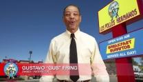 Giancarlo Esposito è Gus Fring in Better Call Saul stagione 3