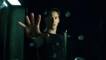 Keanu Reeves in Matrix