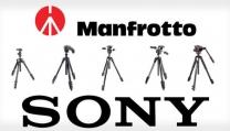 Manfrotto e Sony insieme per una nuova collaborazione
