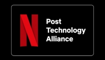 Il logo Netflix Post Technology Alliance