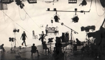 il set cinematografico
